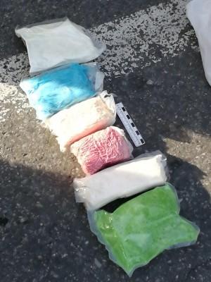 В Самарской области пресекли попытку сбыта синтетического наркотика