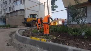 Ремонт дворов в Самаре ведется под контролем жителей