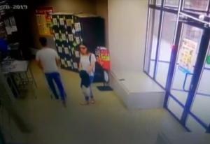 В Тольятти устанавливают подозреваемую в краже в супермаркете