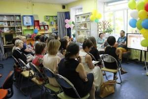Самарская областная детская библиотека провела круглый стол Современная детская литература»