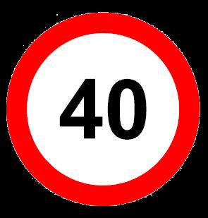 В населённых пунктах хотят снизить скоростной лимит до 40 км/ч
