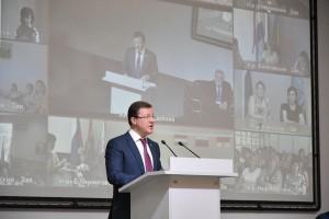 Данное мероприятие проводится в регионе уже второй год с целью популяризации использования в деятельности организаций социальной защиты Самарской области инновационных методик и технологий.