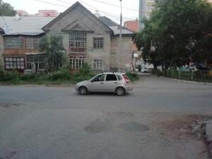 На Красногвардейской в Самаре водитель сбил мальчика