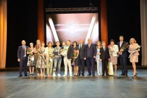13 июня в Самарском академическом театре оперы и балета прошло торжественное мероприятие, посвященное Дню медицинского работника.