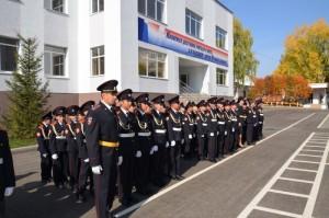 Корпус остается единственным в России учебным учреждением МВД для поступления несовершеннолетних граждан.