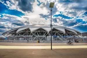 Хуже всего заполняются «Казань Арена» и «Фишт».