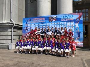 Сегодня в Самаре - официальное открытие VIII Молодежных Российско-китайских летних игр