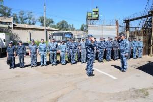На практике был рассмотрен порядок досмотра и пропуска транспортных средств и грузов, порядок проведения негласных проверок пропускного режима на КПП учреждений УИС Самарской области.