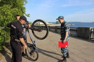 В Тольятти задержали подозреваемого в краже велосипеда
