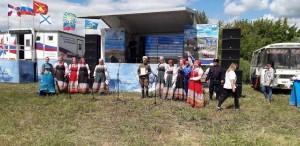 Праздник готовили буквально всем районом, ведь в рамках проекта «Культурное сердце России» было проведено анкетирование, каким видят свой досуг местные жители.