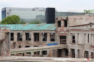 Реставрацию самарской Фабрики-кухни возобновят осенью Предыдущая попытка с крахом провалилась.