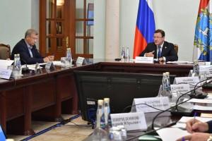 Председатель совета директоров финансовой корпорации подчеркнул, что граней совместного сотрудничества между АФК