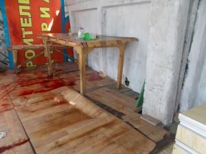 В тольяттинском кафе произошла поножовщина со стрельбой и убийство