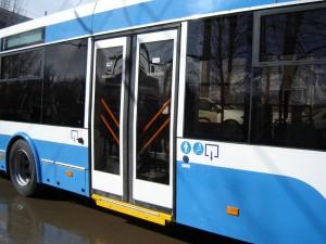 В Жигулевске выявили незаконно переделанный автобус