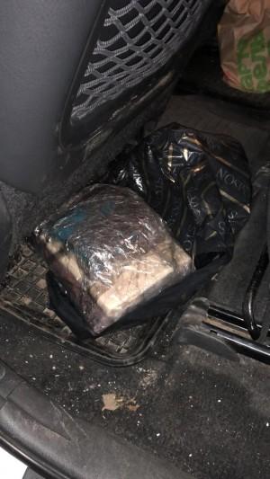 У самарца в тайнике нашли 1,5 кг наркотиков