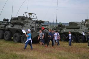 На форуме Армия-2019 под Самарой впервые показали Буки и Стрелы»