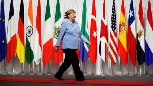 Ангела Меркель рассказала о своем здоровье