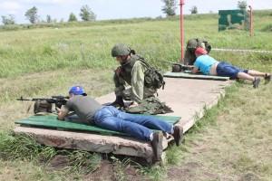 Также присутствующие увидели боевую стрельбу из бронетранспортеров БТР-82АМ, зенитной установки ЗУ-23-2, минометов 2Б9 «Василек», 2Б14 «Поднос», противотанковой пушки МТ-12 «Рапира» и артиллерийского орудия 2С34 «Хоста».