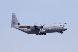 В Одессу прибыли военные самолёты стран НАТО