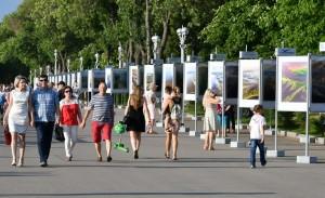 Выставка Волга от истока до устья в Самаре сменила место дислокации