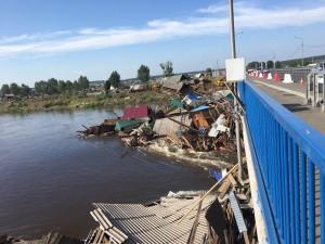 На настоящий момент в результате наводнения погиб 21 человек. Судьба ещё 15 жителей региона неизвестна.