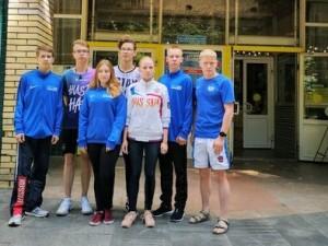 Честь Самарской области защищали 7 спортсменов.