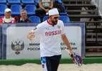 Сборная России играла в финале с двукратными чемпионами мира бразильцами.