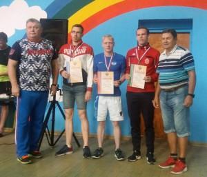 Чемпионат проходит в Раменском Московской области.