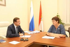 Ключевой темой разговора стала реализация муниципалитетом национальных проектов