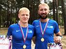 Самарские спортсмены выиграли Кубок России по триатлону (спорт слепых)