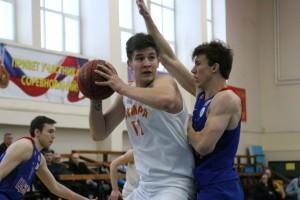 Самарский баскетболист Дмитрий Халдеев сыграет на первенстве Европы