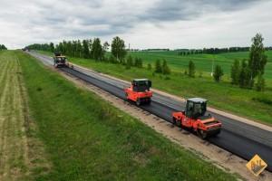 Обсудили реализацию нацпроекта «Безопасные и качественные автомобильные дороги», крупнейших инфраструктурных проектов, а также дальнейшие планы работы ведомства.