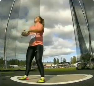Тольяттинка отличилась в метании молота на Чемпионате Европы
