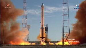 Цель запуска состоит в том, чтобы вместе с разгонным блоком ДМ-03 вывести на орбиту космическую обсерваторию