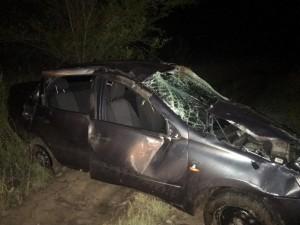 Пострадали еще две девушки-пассажирки.
