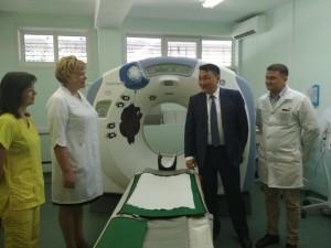 До сих пор такое оборудование, как МРТ, в детских лечебных учреждениях не устанавливалось.