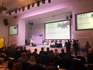 Пленарное заседание форума открыли Министр экономического развития РФ Максим Орешкин и губернатор Самарской области Дмитрий Азаров.