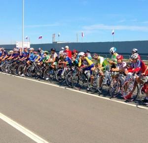 В Самаре стартовали всероссийские соревнования по велоспорту Об этом сообщает Минспорта региона.