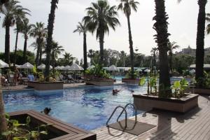 Цены на размещение снизили отели Турции