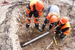 РКС-Самара начали использовать оборудование для бестраншейной прокладки труб, купленное в рамках инвестиционной программы