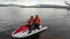Центр ГИМС МЧС России по Самарской области продолжает аттестацию на право управления маломерным судном