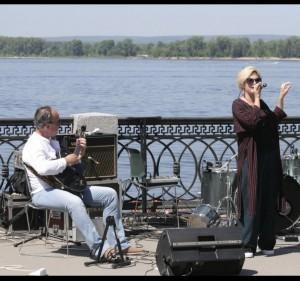 На Маяковском и Некрасовском спусках набережной реки Волга продолжатся танцевальные и музыкальные программы в рамках общественного проекта «Культурное сердце России».