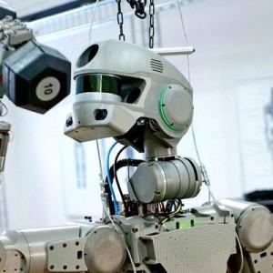Антропоморфный робот Федор пробудет на МКС полторы недели