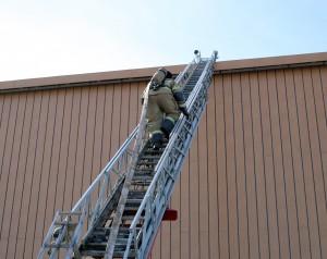 В Сызрани пройдут зрелищные соревнования по пожарно-спасательному спорту