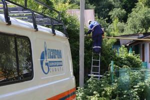Компания Газпром газораспределение Самара направила абонентам свыше 700 уведомлений о приостановке газоснабжения