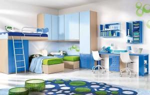 Сложности в обустройстве детской комнаты