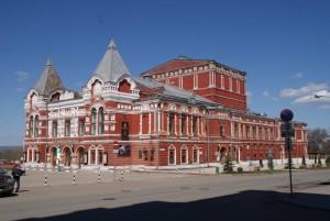 В Самаре вновь объявили тендер на разработку проекта реконструкции Театра драмы имени М. Горького.