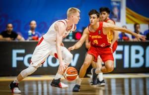 Сборная России по баскетболу стала шестой на первенстве Европы U18
