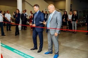 Международный аэропорт Курумоч вошел в число первых авиагаваней в России, где в зоне прилета открылся магазин беспошлинной торговли.