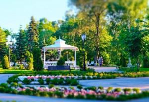 Всего в мире только в трёх городах есть аналогичные сады – в итальянском Падуи, в Москве и в Уфе.